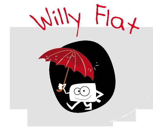 Logotipo – Willy Flat b