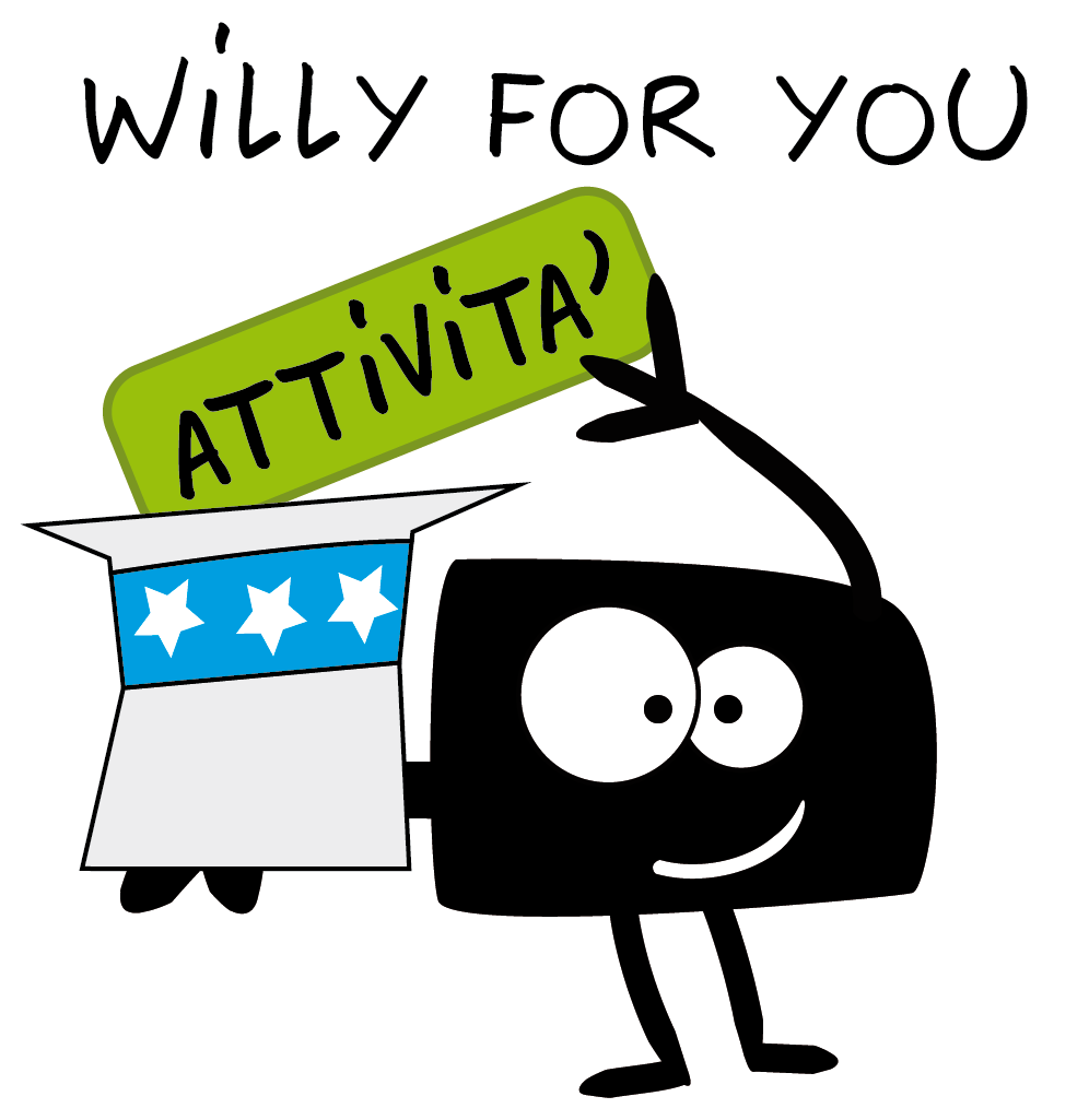 Logotipo – Willy For You