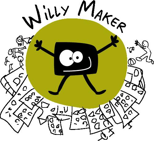 Logotipo – Willy Maker b