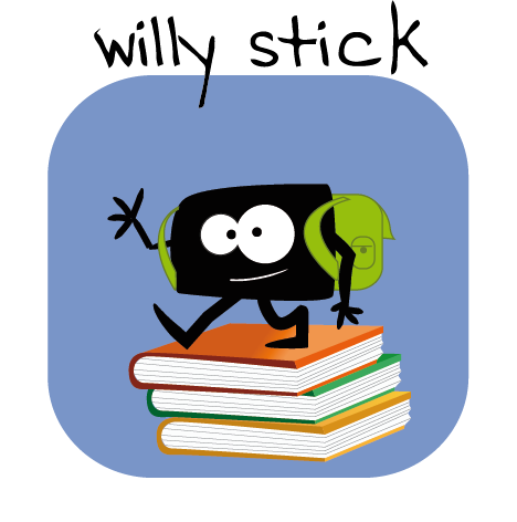 Logotipo – Willy Stick b